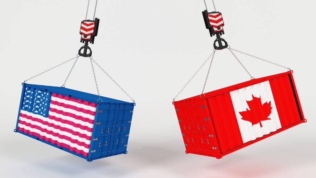 Canada U.S. supply chains