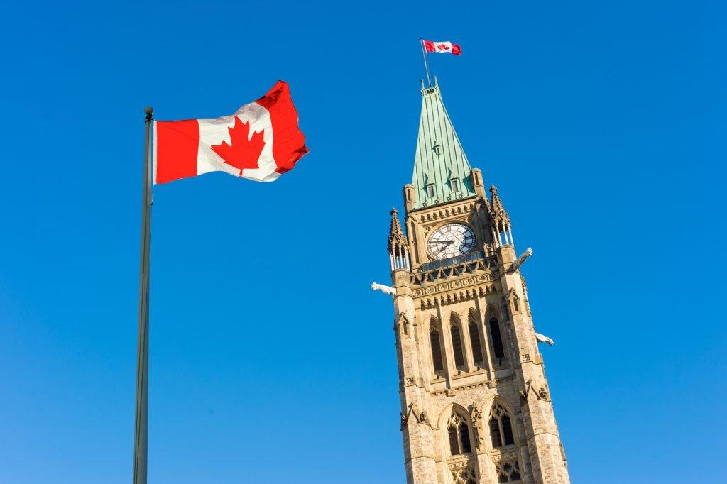 Canada peace tower