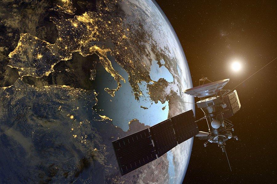 DARPA satellite defence